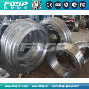 Pellet Mill Ring Dies with Best Quality X46cr13 pictures & photos