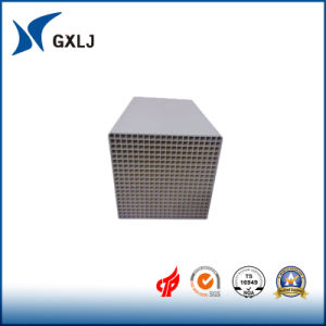 Ceramic/Metallic Honeycomb Products for Doc/ SCR/ DPF Catalytic Converter pictures & photos