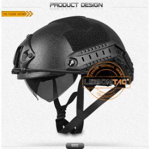 Bulletproof Ballistic Helmet Fast Helmet Bullet Proof Nij Iiia. 44 pictures & photos