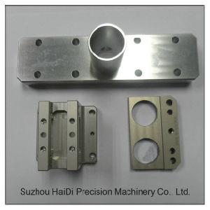 Custom Precision Metal Aluminum CNC Machining Parts Support Powder Painting
