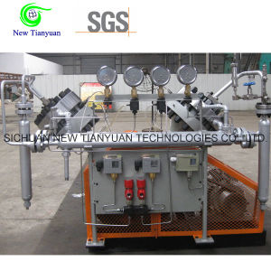 Oil-Free Dimethylmethane Diaphragm Comressor Propane Compressor pictures & photos