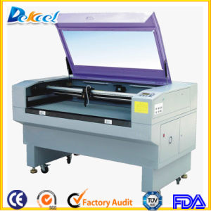 Small Cheap CNC Laser Cutter for Fabric Sale pictures & photos