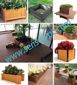 Sensu Environmentally Friendly WPC House pictures & photos