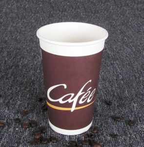 7oz Single Wall Paper Coffee Cup pictures & photos