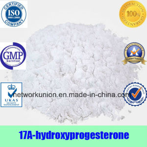 Estrogen Hormone Powder High Purity CAS: 68-96-2 17A-Hydroxyprogesterone pictures & photos