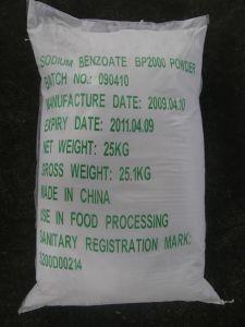 Sodium Benzoate Bp2000 Powder