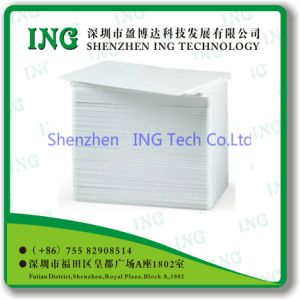 Blank PVC Cards /Standard White Cards