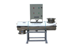 UV Sterilizer Disinfection System for Water Purification pictures & photos