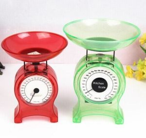 Mechanical Manual Kitchen Weighing Scale Zzsp-302 pictures & photos