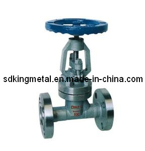 API Forged Steel Flanged Globe Valve pictures & photos