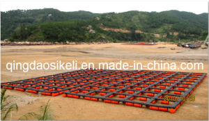HDPE Fish Farming Floating Tilapia Cage pictures & photos