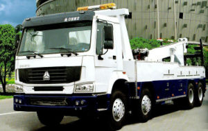 Sinotruk HOWO Heavy Duty Towing Truck pictures & photos