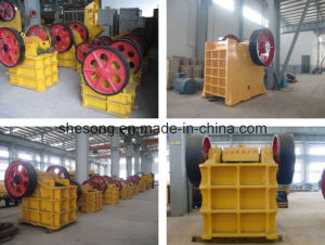 Rock Jaw Crusher pictures & photos