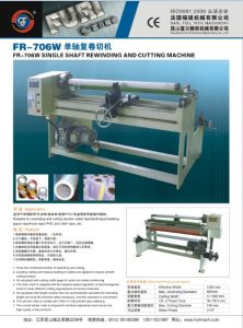 Masking Tape/Double Sided Tape Jumbo Roll Rewinding and Cutting Machine pictures & photos