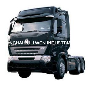 HOWO A7 6X4 TRACTOR TRUCK 420HP/309KW EURO3 pictures & photos