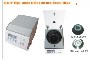 High-Speed Table-Type Micro Centrifuge (TG16-W)