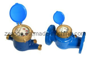 Multi-Jet Vane Wheel Wet Dial Water Meter pictures & photos