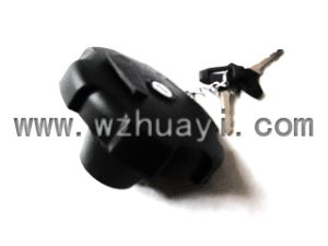 Gas Cap with Key (HY-CC10) pictures & photos