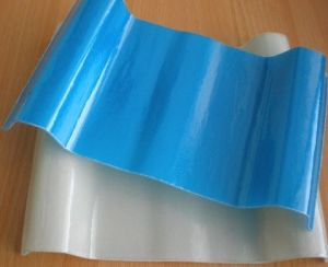 Fiberglass Reinforced Plastic(FRP) Corrugated Sheets pictures & photos