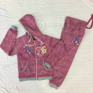 Winter Kids Girl Sport Suit Clothes in Children′s Wear Sq-6662 pictures & photos