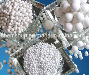 17-23% Alumina Ceramic Inert Ball for Catalyst Carrier & Heat Exchanger pictures & photos