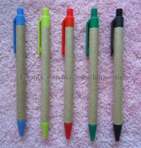 Paper Plastic Ballpoint Pen (LT-C205) pictures & photos