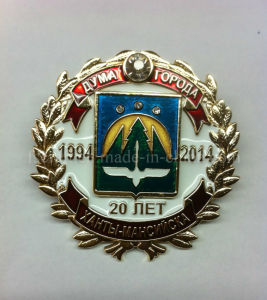 Soft Enamel Promotion Metal Badge, Metal Badge, Pin Badge, Enamel Badge pictures & photos