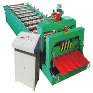 Tile Roof Roll Forming Machine (ZY28-207-828)