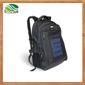 Black Solar Bab Bag/Backpack for Traveling/Laptop/Sports pictures & photos