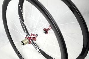 3k 700c 38mm Clincher Carbon Bike Wheels