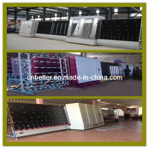 PLC Control Alu-Slot Type Double Glass Machinery (Plate press) /Alu-Slot Type Double Glass Machinery/Full Automatic Double Glass Insulating Glass Machinery pictures & photos