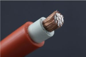 50mm2 70mm2 90mm2 Flexible Rubber Welding Cable pictures & photos