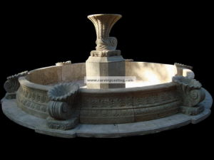 Antique Finish Pool Fountain (FNT060) pictures & photos