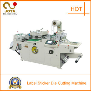 Automatic Label Roll Die Cutting Machine pictures & photos