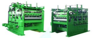 Double-Stretching & Double-Bending Leveler Machine