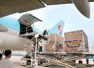 Air Shipping Service to Riga, Reykjavik, Moskva, Minsk, Sarajevo