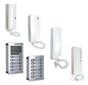 Audio Apartment Buildings