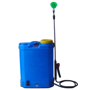 Garden Sprayer /Knapsack Battery Sprayer (3WBD-16L) pictures & photos