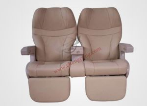 Adjustable Coach Double Luxurious Auto Business Seats (F22-3) pictures & photos
