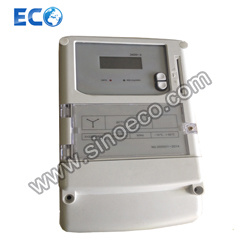 Three Phases Electric Meters Wireless Prepaid GPRS pictures & photos