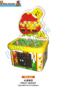 Fruit Ghost Playing Redemption Game Machine pictures & photos