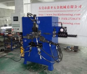 Hydraulic Type Strapping Buckle Making Machine with High Quality pictures & photos