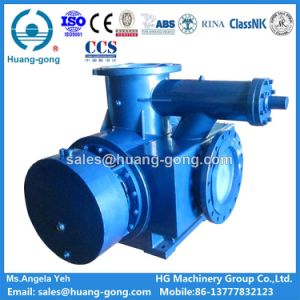 Marine Stainless Steel Heat Insulation Two Screw Cargo Pump pictures & photos