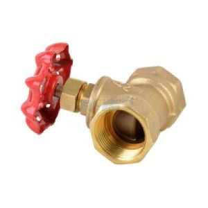 Brass Globe Valve and Stop Valve pictures & photos