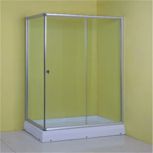 Jinna Low Price Sliding Glass Bathroom Shower Cubicle pictures & photos