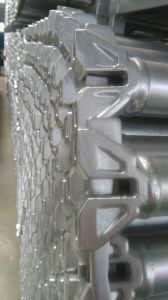 Hot DIP Galvanized Scaffold -All Round Ledger Standard pictures & photos