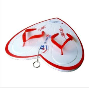 Promotional Slippers with PVC Strape (XF011)