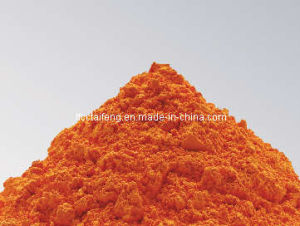 Fluorescent Pigment Orange Yellow  (Tfcc-912)