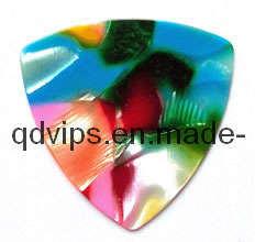 Triangular Celluloid Guitar Pick Pk723