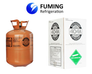 Refrigerant Gas R404A for Cooling System
